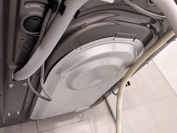 Neue Waschmaschine ist so angekommen?