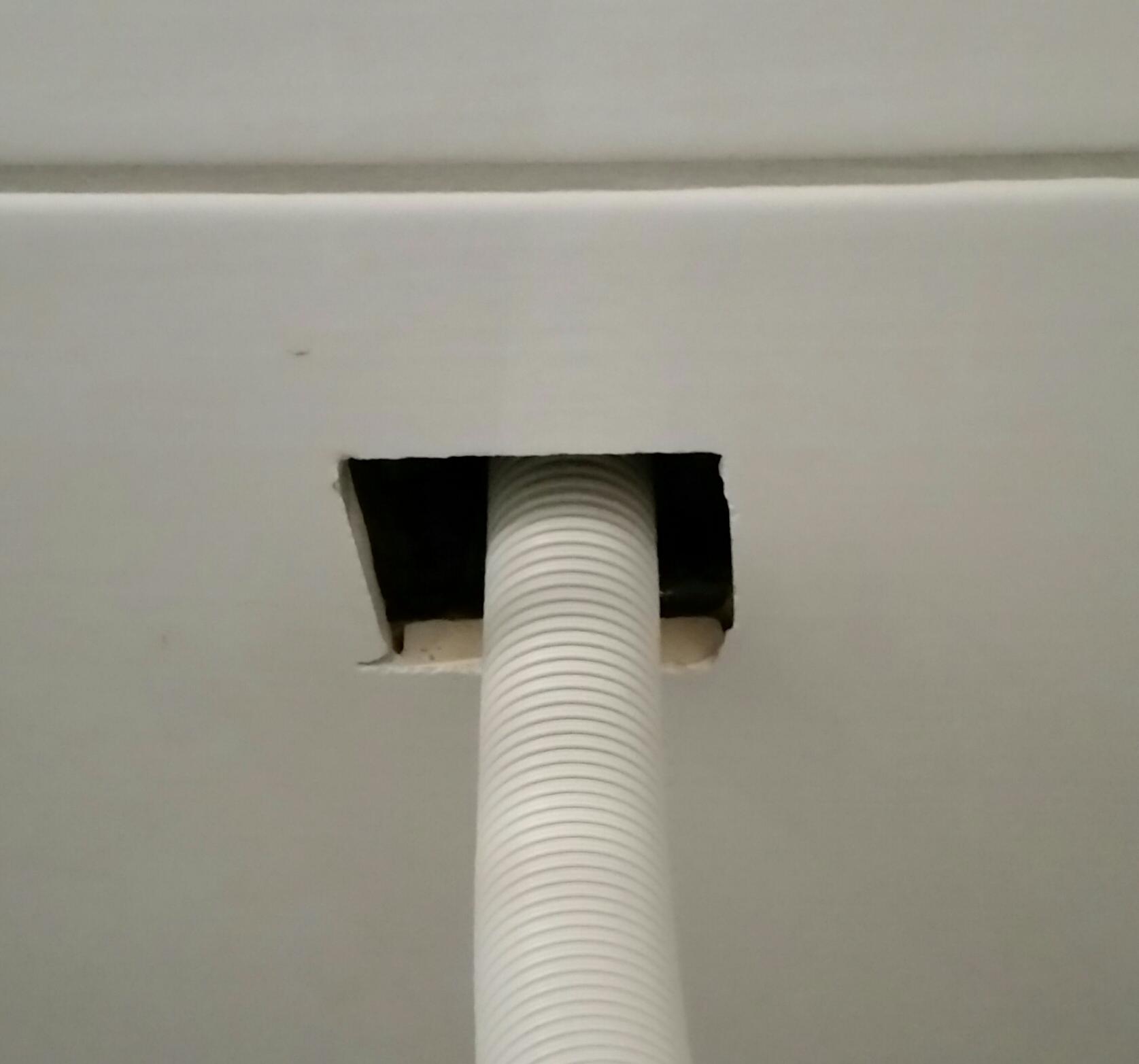 warum l uft bei unserer neuen waschmaschine wasser aus technik. Black Bedroom Furniture Sets. Home Design Ideas