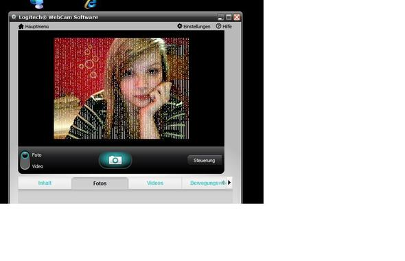 Neue Webcam-Rauschenendes Bild... Was tun?