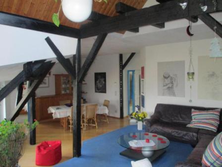 Wohnzimmer - (Handwerk, renovierung, Laminat)