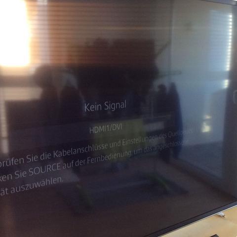 Bei Hdmi auch kein signal  - (PS3, Anschluss)