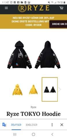 Neuer hoodies aber welcher?