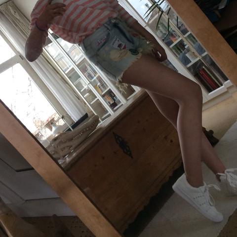 Das soll mein neuer Style sein ich habe diese Sachen heimlich gekauft - (Kleidung, Klamotten, Style)