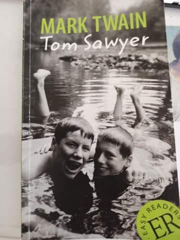 - (Englisch, Cover, Tom Sawyer)
