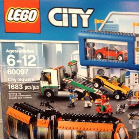 Lego City Set 60097 - (Lego, City)