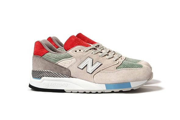 New Balance 998 Grand Tourer - (Schuhe, Sneaker, New Balance)