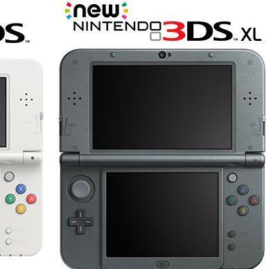 New Nintendo 3DS XL - (Nintendo, 3ds, 2ds)
