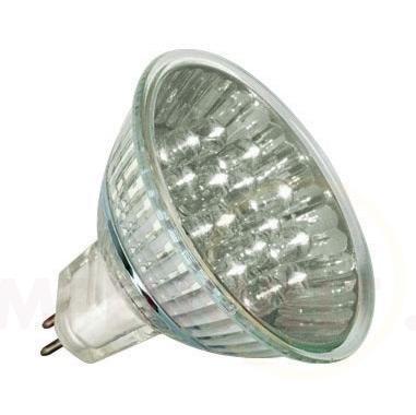 Reflektorlampe mit LED und GU5 / MR16 Fassung - (LED, Trafo, led-lampe)