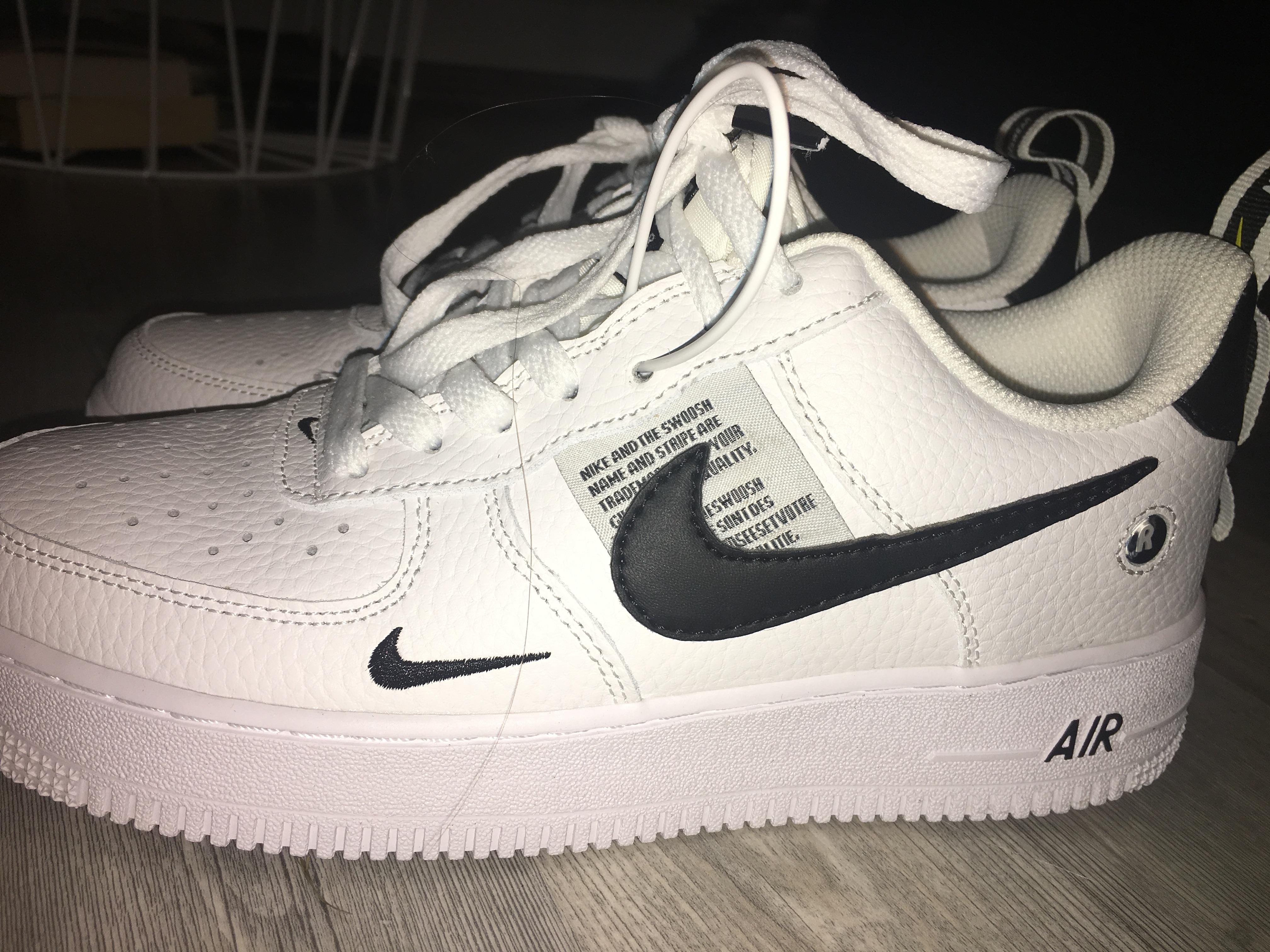 Nike Air Force Utility Weiß eBay Kleinanzeigen