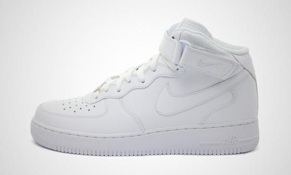 nike air force bianca