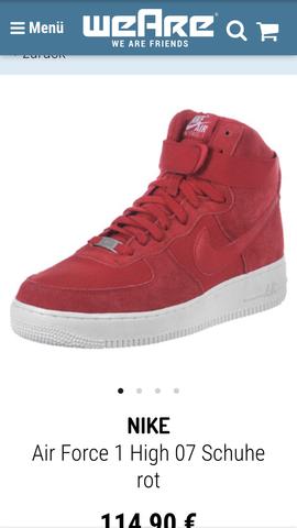 So sieht der klettverschluss aus so - (Schuhe, Nike)