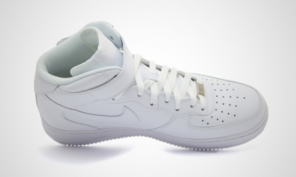 Air Force One Nike Weiss