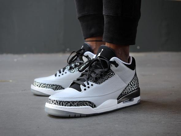 Nike Air Jordan 3 Retro Weiß