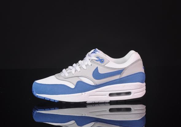 Air Max 1 - (Nike, Shop, weiss)