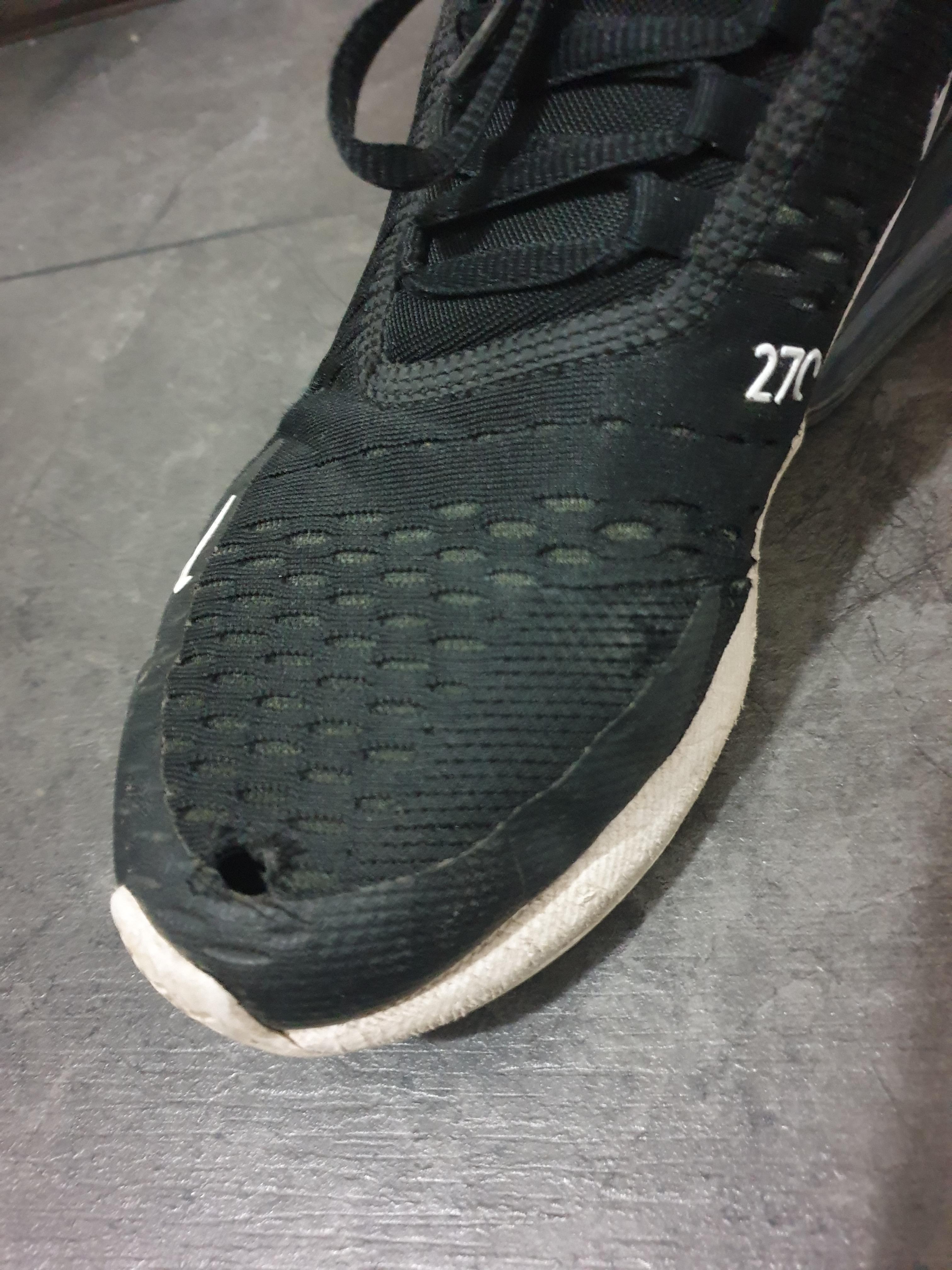 Nike Air Max 270 schlechte Qualität; Erfahrungen? (Schuhe)
