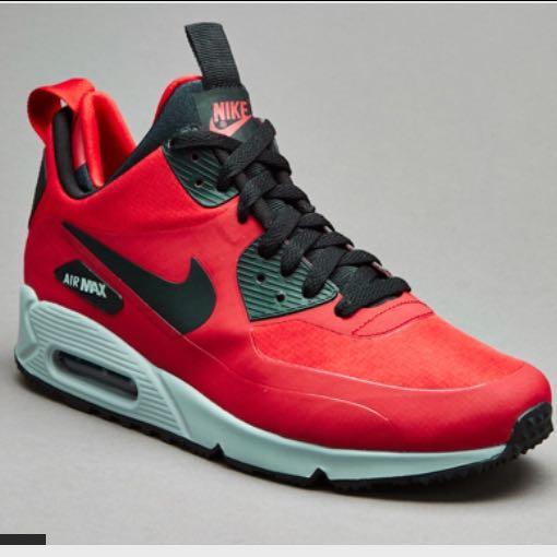 new style c6f61 b3ce3 Nike air max 90 MID winter (Frauen, Männer, Schuhe)