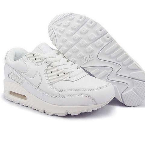 Nike air MAX 90 weiß im Winter?