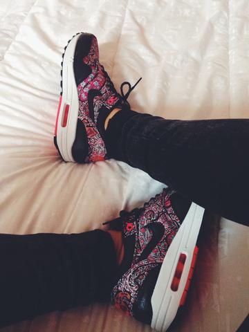 Nike Air Max Damen Schwarz Pink