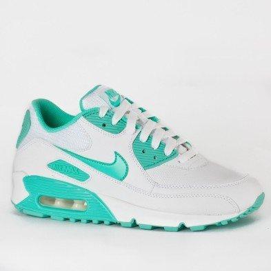 Air Max mintgrün - (Nike Air Max, Damenschuhe)