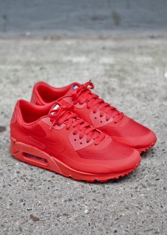 Nike Air Max Rot