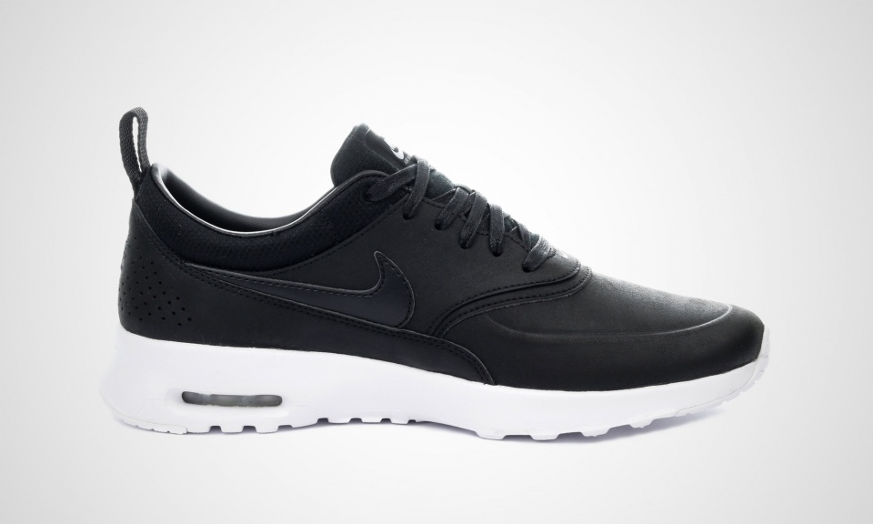 nike air max thea premium schwarz. Black Bedroom Furniture Sets. Home Design Ideas