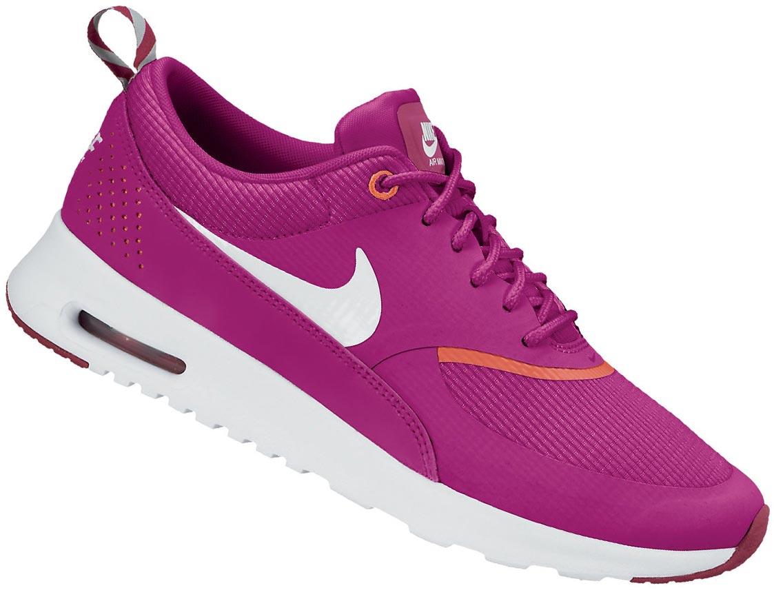Nike Air Max Thea Orange Weiß