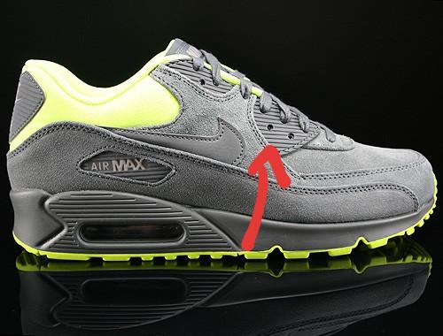 Nike Air Max Zusätzliche Löcher? (Mode, Schuhe, Sneaker)