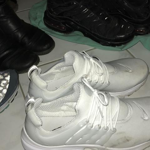 Nike Air Prestos Schuhe reinigen? (Mode, waschen)