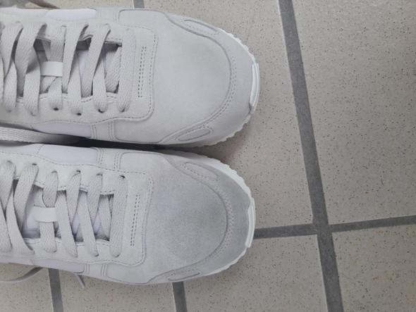Nike Air vortex fleck entfernen? (Schuhe, Flecken)