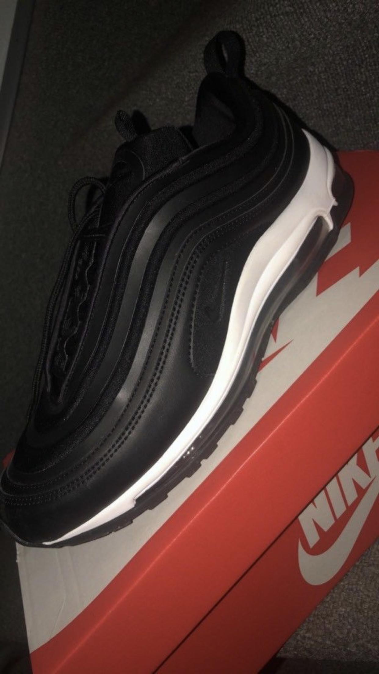 Nike are Max 97 wie leuchten sie? (Computer, Schuhe, Sneaker)