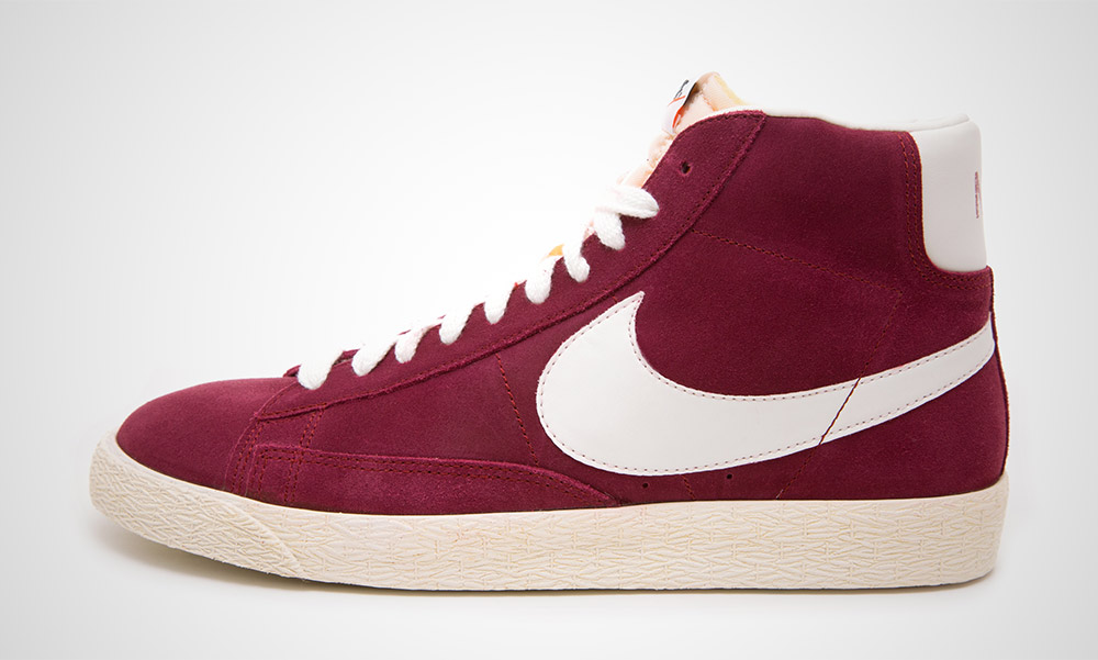 Nike Blazer Rot Schwarz