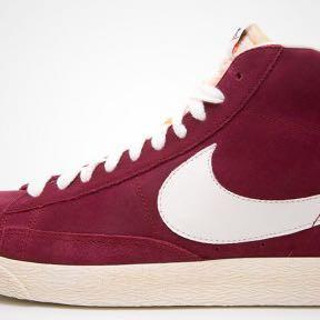 Nike Blazer Bordeaux  - (Mode, online, Schuhe)