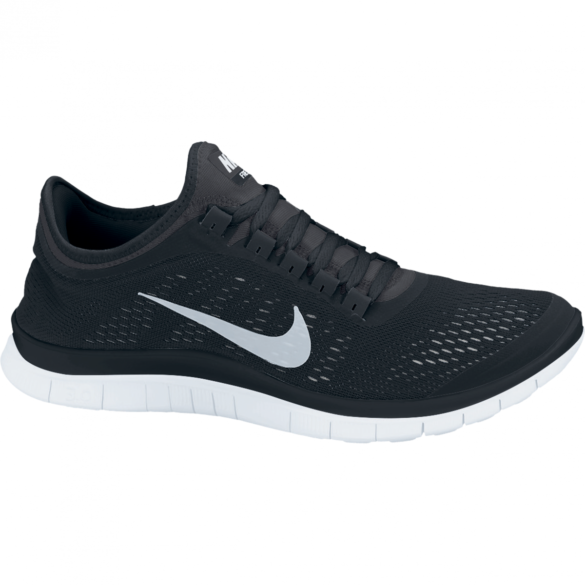 los angeles 16921 91467 Black Fridaynike free 3.0 damen schwarz 39 mens free rn motion flyknit  running shoes