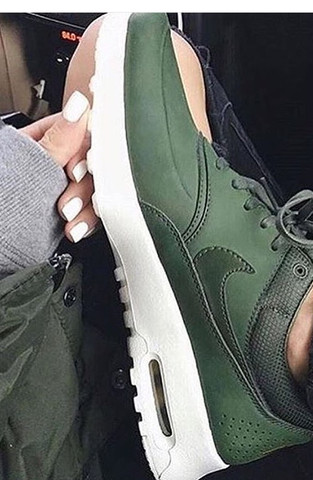 Nike - (Nike, Green)