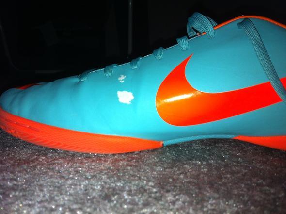 Nike Hallenschuhe Kaputt Fussball Schuhe