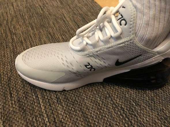 Nike Id Schuhe Falte?