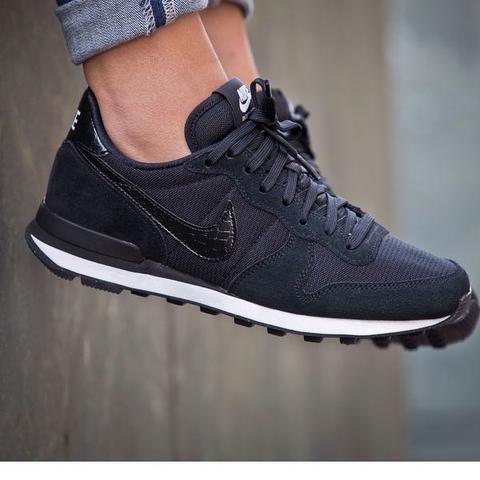 003423fea8ec08 Nike Internationalist Black Black white - wo gibt es diese Schuhe ...