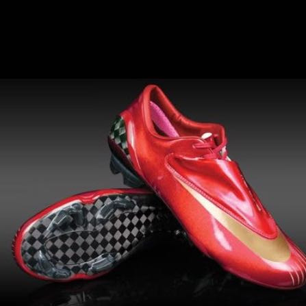 Nike Mercurial Vapor IV FG (Red Gold) photos - (Schuhe, Nike, bestellen)