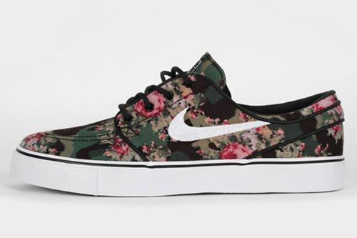 nike sb janoski floral - (Schuhe, nike-sb, floral)