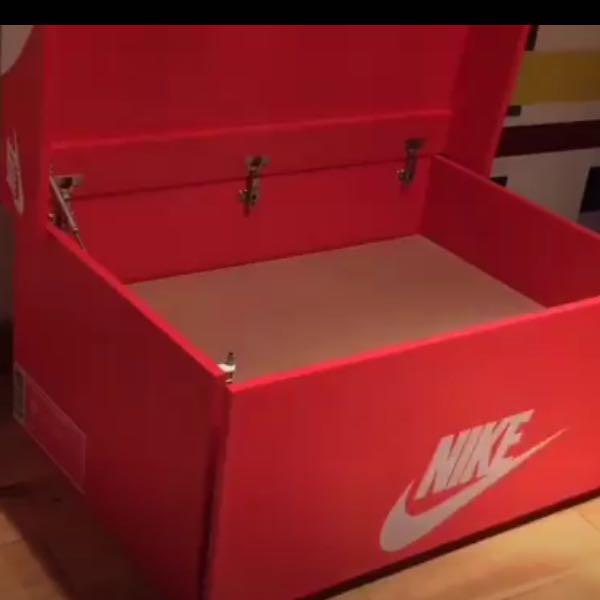 Nike Shoe Box Storage Amazon