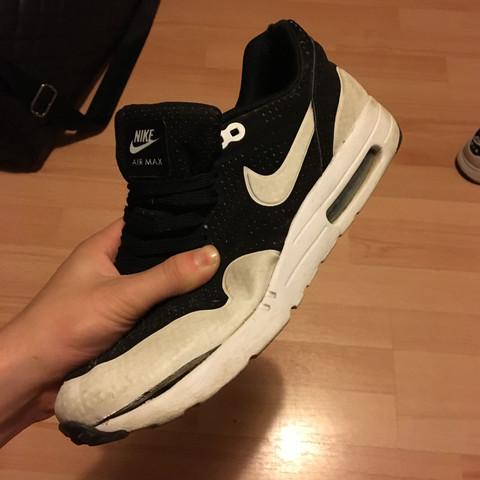 Da ist er auf - (Schuhe, Nike, Garantie)