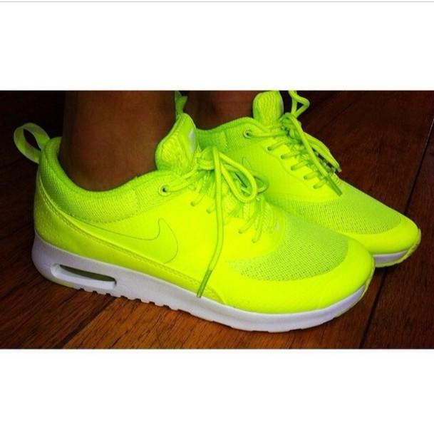 Nike Schuhe Rot Gelb