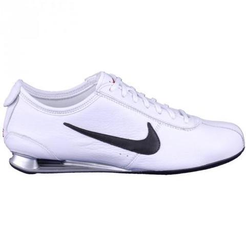 Nike Shox Weiß Schwarz