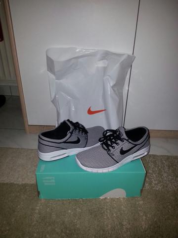 Nike Air Janoski Waschen