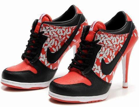 Nike High Heels 1 - (Schuhe, Nike, High Heels)