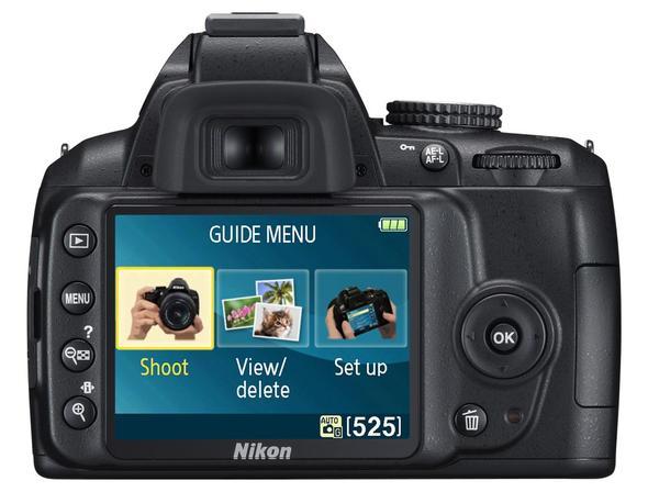 Nikon d3000 - (Kamera, Einstellungen, Nikon)
