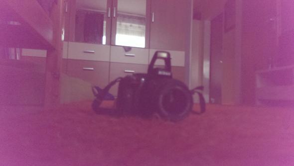 Nikon D5300 wie kann Man zoomen? (spiegelreflex)