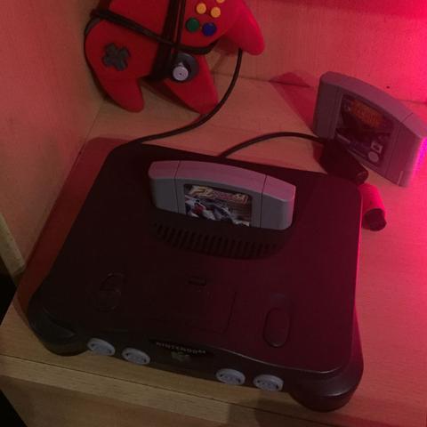 +das Stromkabel und das für Tv - (Ebay, Nintendo, n64)