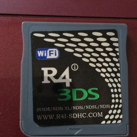 r4 Karte  - (Spiele, Elektronik, Nintendo)
