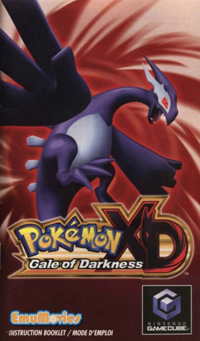 Nintendo Gamecube Pokemon-Anleitung - wo?